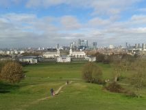 Greenwich Stock Photo