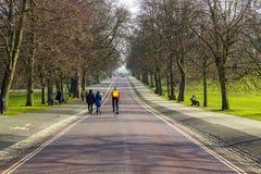 Greenwich park Zdjęcia Stock