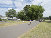 Greenwich park, London Stock Photography