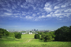 The greenwich park Stock Photos