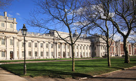 Greenwich park, Maritime museum  2014 Royalty Free Stock Photography