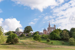 Greenwich park Stock Image