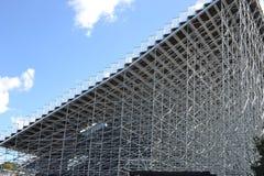 Greenwich-Reiterolympics-Errichten Lizenzfreie Stockbilder