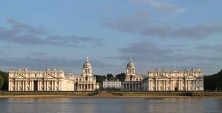 Greenwich sjö- högskola Fotografering för Bildbyråer