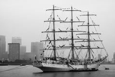 Greenwich statku Wysoki festiwal 2014 Zdjęcie Royalty Free
