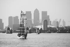 Greenwich statku Wysoki festiwal 2014 Zdjęcia Royalty Free