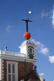 Greenwich Time Ball Stock Image