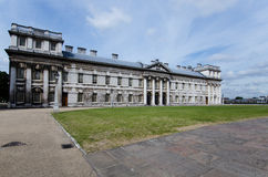 Greenwich University Campus, London stock photography