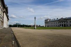 Greenwich University Campus, London Stock Photo