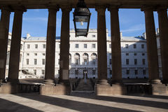 Greenwich University Courtyard Stock Photography