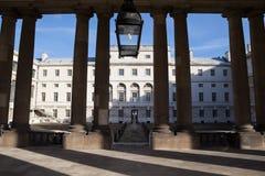 Greenwich University Courtyard Stock Photography