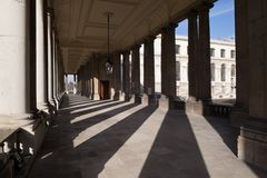 Greenwich University Exterior Stock Photography