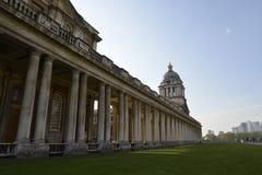 Greenwich uniwersytet Obrazy Royalty Free