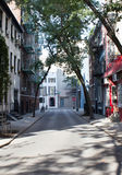 Greenwich Village New York, NY imagem de stock