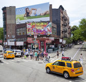 Greenwich Village Royalty Free Stock Photos