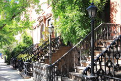 Greenwich Village, Nowy Jork Obrazy Stock