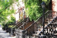 Greenwich Village, Nueva York Imagenes de archivo