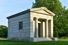 Greenwood νεκροταφείο Στοκ φωτογραφία με δικαίωμα ελεύθερης χρήσης