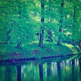 greenwood Fotos de archivo libres de regalías