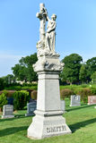 Greenwood Cemetery Royalty Free Stock Photo