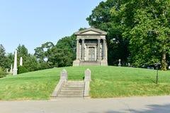 Greenwood Cemetery Stock Photo