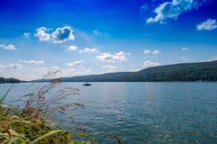 Greenwood NY Jeziorny lato zdjęcia royalty free
