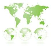 Greenworld Lizenzfreie Stockbilder