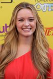 Greer Grammer Royalty Free Stock Photos