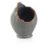 Grees broken amphora royalty free stock image