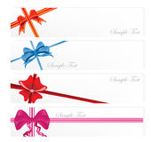 Greeting card. Vector illustration of greeting cards Royalty Free Stock Image