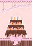 Greeting card Royalty Free Stock Image