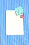 Greeting card. Royalty Free Stock Images