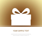 Greeting Card Royalty Free Stock Photo