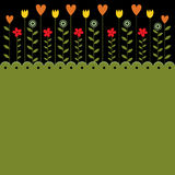 Greeting card background Royalty Free Stock Images