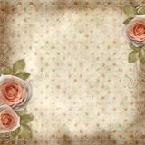 Greeting  card or background Stock Image