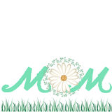 Greeting card background for Mother's Day Royalty Free Stock Photos
