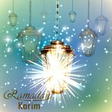 Ramadan Mubarak celebration Royalty Free Stock Images