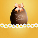 Greeting card for Easter Stock Photography