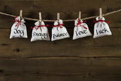 Greeting card for friends, valentine, christmas or birthday. Stock Photography
