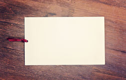 Greeting card with space for text Stock Images