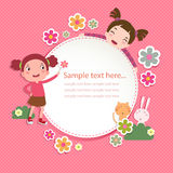Greeting card templates Stock Photo