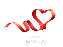 Greeting Card for Valentine`s Day Celebration. Stock Photo