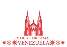 Greeting Card Venezuela Stock Photography