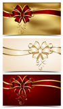 Greeting cards Royalty Free Stock Photography