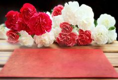 Greeting cards background Royalty Free Stock Photo