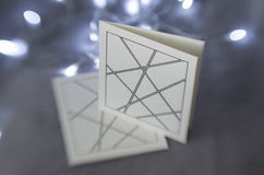 Greeting cards Stock Photo