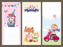 Greeting cards templates Stock Photo