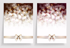 Greeting cards Stock Images