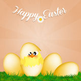 Greeting Easter Royalty Free Stock Image