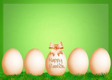 Greeting Easter Stock Images